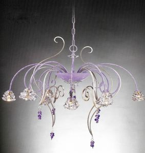 99519, Lustre finition lilas