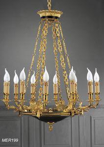 Art. MER 199, Lustre classique de luxe