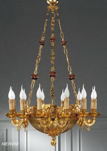 Art. MER 458, Lustre de style XIXe siècle