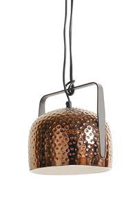 Bag SE154, Lampe à suspension en céramique, au design féminin