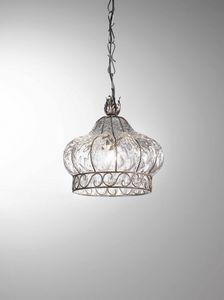 Carro Ms364-025, Lampe à suspension en forme de couronne en cristal