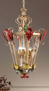 L.8345/3, Lustre en forme de lanterne
