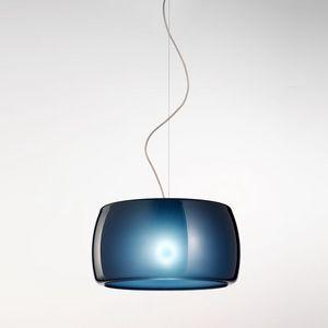 Philadelphia Ls619-025, Lampe en verre satiné