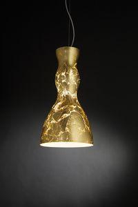 SCHERZO Ø 25, Lampe à suspension en verre soufflé