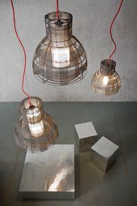 Tuli, Lampe à suspension en fil de fer tressé