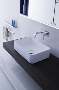 Agorà, évier spacieux et pratique, fabriqué en tecnoril® disponible en différentes couleurs
