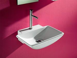 FINE DINGHY BASIN, Petit lavabo en céramique