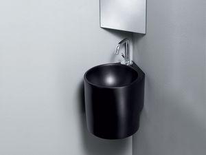 IDEA CUBE WASHBOWL, Vasque en céramique, pour l'espace public