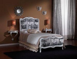 3615 LIT, Lit simple classique adapté pour les chambres