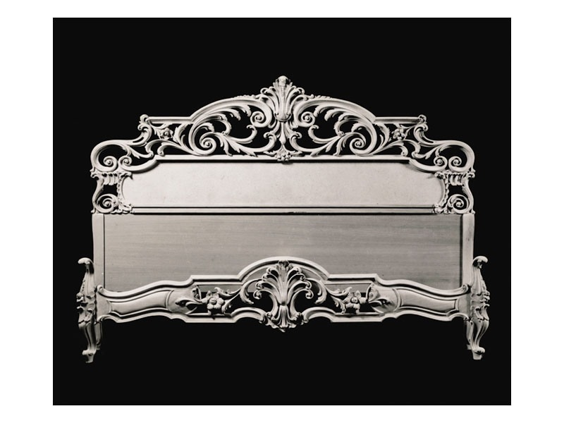 Bed art. 68, Lit double, style baroque vénitien