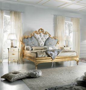 Diamante Art. 2401, Lit luxueux fini or