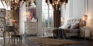 Fru-Fru, Chambre classique avec des décorations artisanales