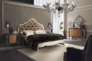 R89 / lit, Lit pour des chambres doubles luxueuses
