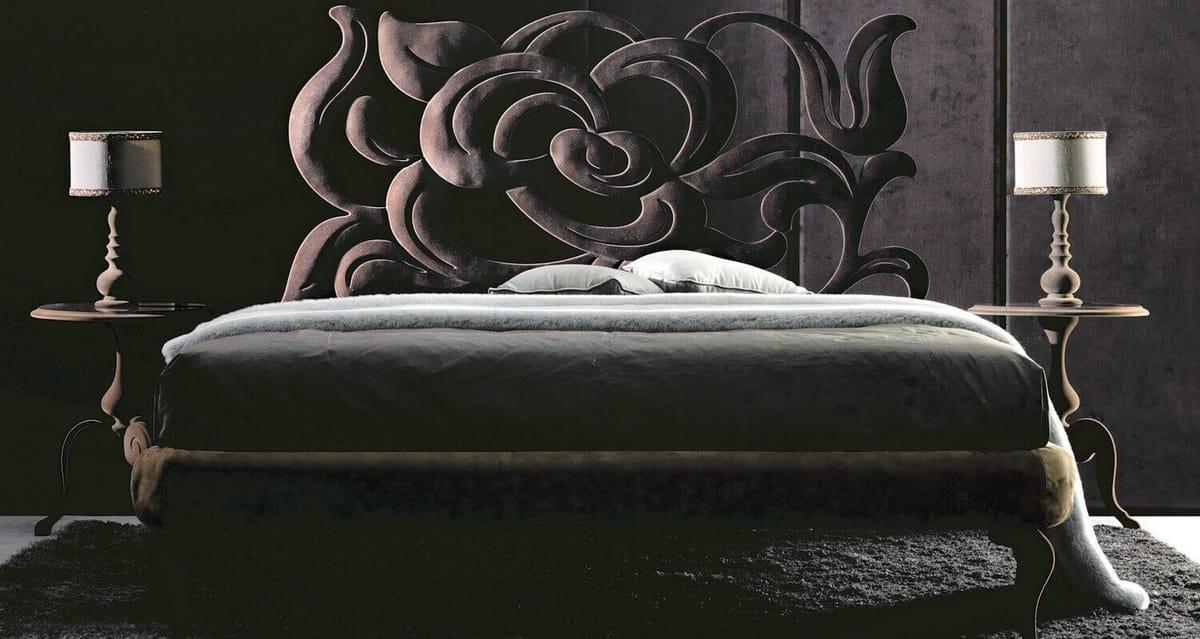 Megan Art. 950, Lit en fer décoratif