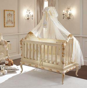 Honey lit bébé, Lit bébé luxueux de style classique