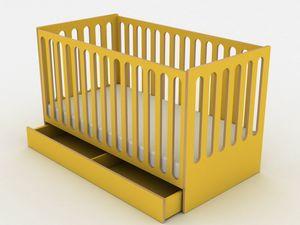 Sleep, Lit de bébé convertible en lit Montessori