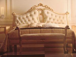 Art. 5900, Lit double pour chambre, classique, pour les hôtels