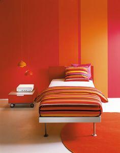 FILIPPO single, Lit, style minimaliste, différentes tailles