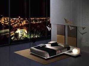 JOJOBA NEW, Lit double pouvant être converti en deux lits simples