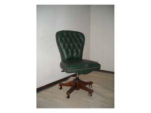 Lady, Chaises de bureau présidentielles en cuir
