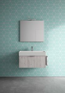 Basic comp.05, Cabinet de salle de bain de petite taille