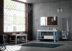 Bath Table 09, Mobilier de salle de bain au design minimal