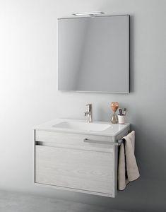 Duetto comp.05, Composition de salle de bain peu encombrante