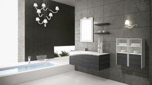 FLY 10, Meubles complets de salle de bain