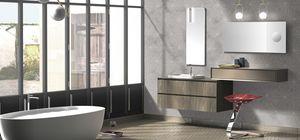 Torana TR 015, Armoire de toilette avec deux miroirs