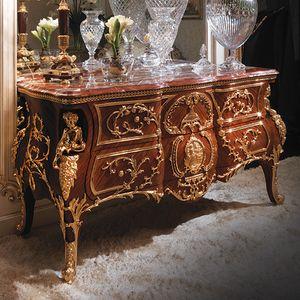 Commode 5234, Commode de luxe en bois de rose