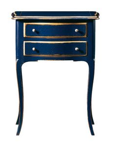Oreste FA.0074, Commode 2 tiroirs, de style antique