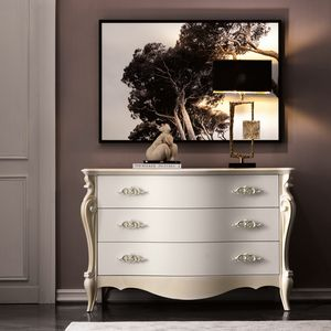 Versailles Art. 480, Commode �l�gante d�cor�e � la main