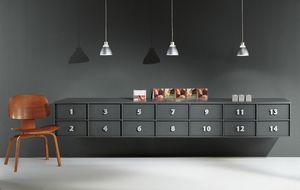 TOOLBOX comp.05, Commode pour votre maison, tiroir de bureau