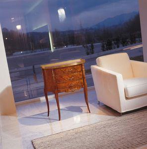 Art. 01, Coffret en bois pour les maisons de style classique