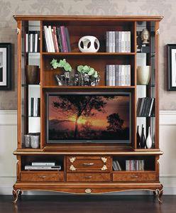 Art. 3078, Meuble TV de style classique