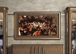 Art. 5007, Cadre de télévision