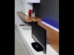 Climb Day 26, Système de mobilier modulaire avec support TV