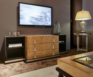 FLORA / meuble tv, Meuble TV � l'esth�tique raffin�e