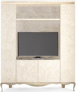 Ghirigori meuble de télévision, Meuble de télévision classique