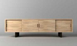 Jachi, Meubles de style japonais avec portes coulissantes