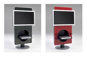 eXde by Cattaneo, Bibliothèques - stands Tv
