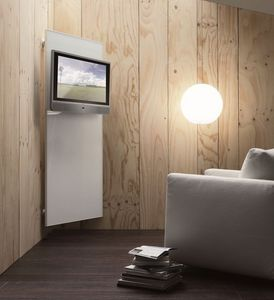 k102 nascondinoTV, Système de télévision moderne avec dresshanger et BoiteAObjets système
