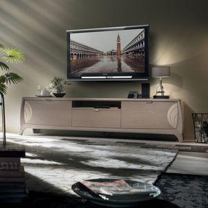 Luna LUNA5040, Meuble TV avec tiroirs