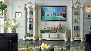 Roma Meuble tv, Meuble télé, style classique contemporain