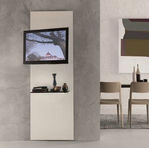 xl97 premiere, Cabinet pour la télévision avec étagère, réglable à 180 °