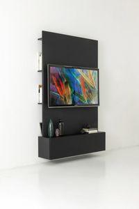 xl98 sky lab, Meuble TV vertical