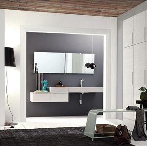 Byte 2.0 comp.11, Meuble de salle de bain également adapté aux personnes handicapées