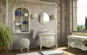 Olga Armoire de salle de bain, Meubles de salle de bain de style classique