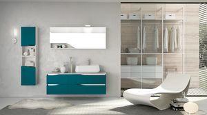 SWING SW-18, Meubles de salle de bain modulaires