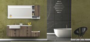 Torana TR 030, Armoire de toilette avec évier intégré